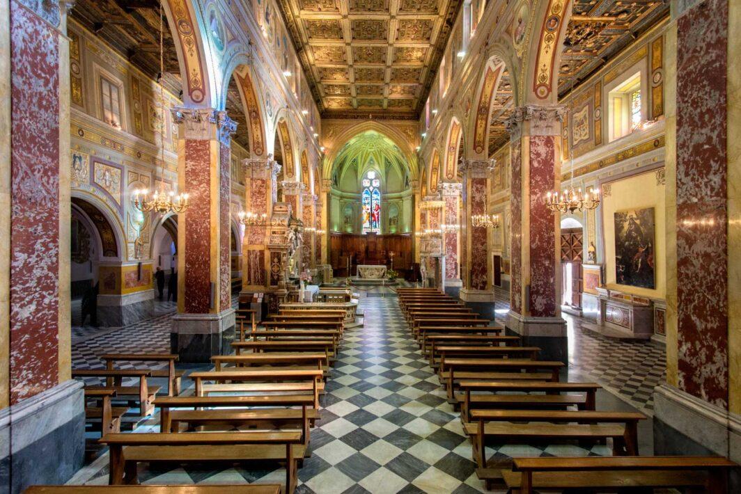 Interno Cattedrale di Maria Santissima Achiropita - Rossano