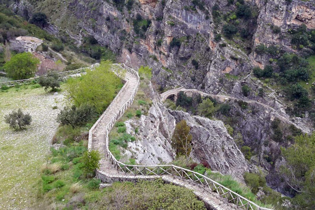 Ponte del Diavolo - Civita