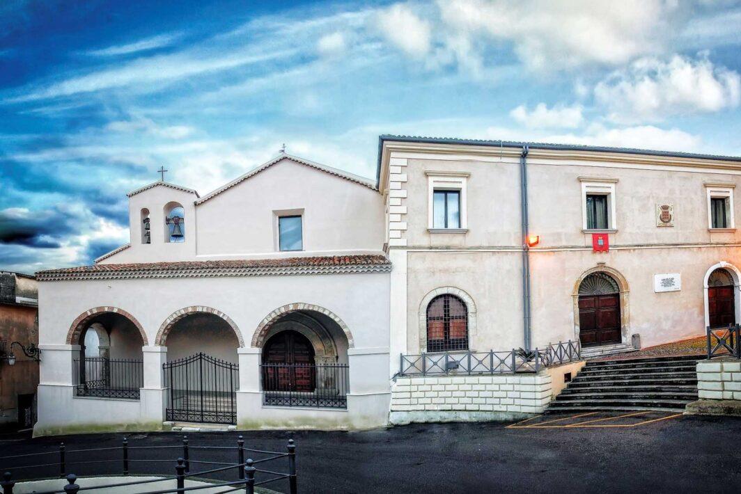 Chiesa di San Bernardino - Palazzo San Bernardino - Centro storico Rossano