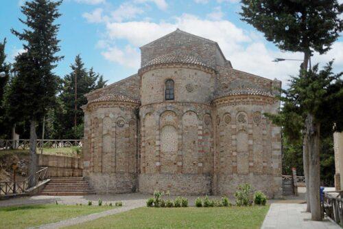 Abbazia Santa Maria del Patire - Corigliano-Rossano